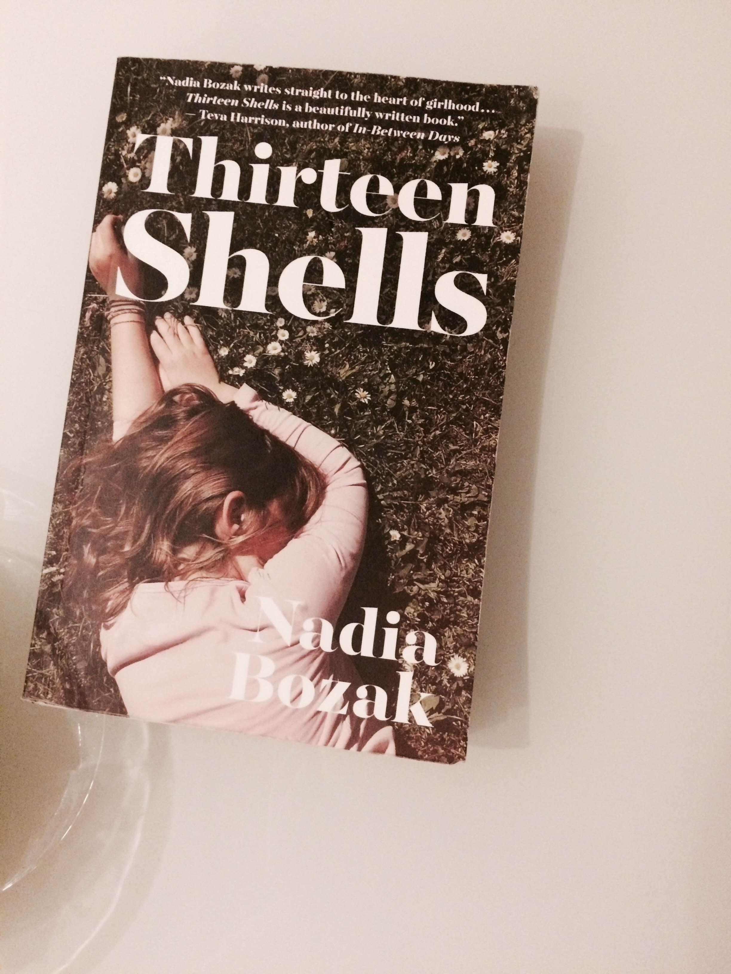"Lesley Leroux On €�thirteen Shells"" By Nadia Bozak"