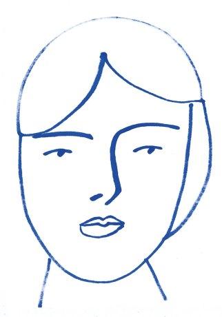 NANNA woman face 1