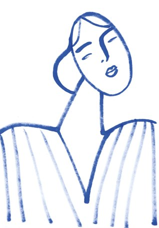 NANNA woman face 2